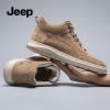Giày nam JEEP Jeep mùa đông 2019 giày thể thao cao cấp mới cộng với nhung thể thao đế xuồng thông thường giày cotton Giày bốt Martin (1)